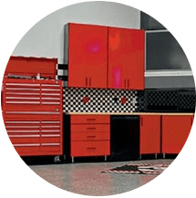 Complete Residential Garage Systems